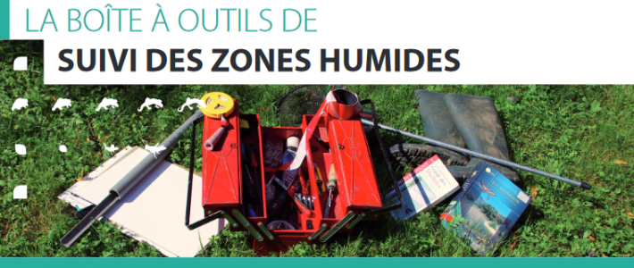 Publication du guide méthodologique d'utilisation des indicateurs de la boite à outils des zones humides pour le suivi des restaurations