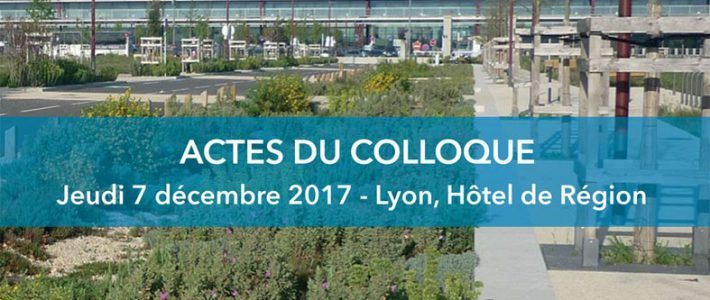 Mise en œuvre  des trames vertes et bleues urbaines et périurbaines en Auvergne-Rhône-Alpes